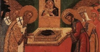 Σήμερα τιμάται η κατάθεση της τίμιας Εσθήτος της Θεοτόκου