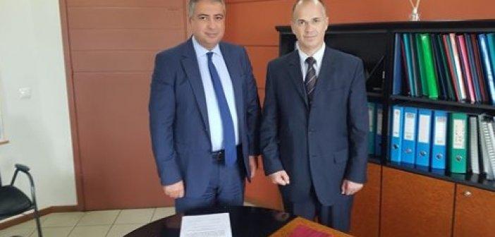 Ορκίστηκε ο Αγρινιώτης νέος Διοικητής του ΠΓΝ Ιωαννίνων Νίκος Κατσακιώρης