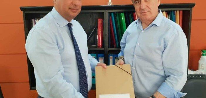Λευκάδα: Παραδόθηκε η μελέτη για την ανακατασκευή του Κέντρου Υγείας Βασιλικής (ΔΕΙΤΕ ΦΩΤΟ)