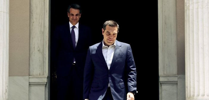 Δημοσκόπηση Marc: Κυρίαρχος ο Μητσοτάκης έναν χρόνο μετά τις εκλογές