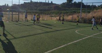 ΚΝΕ: Τουρνουά ποδοσφαίρου στο Καινούργιο (ΔΕΙΤΕ ΦΩΤΟ)