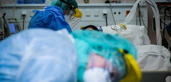 Δύο νεκροί από κορωνοϊό σήμερα – Ο ένας 52 ετών χωρίς υποκείμενα νοσήματα