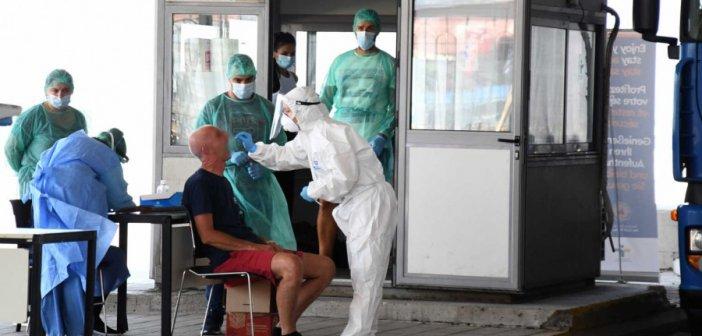Κορονοϊός: Που εντοπίστηκαν τα νέα κρούσματα