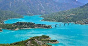 Αξιοποίηση της λίμνης των Κρεμαστών