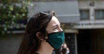 16 πρόστιμα χθες στη Δυτική Ελλάδα για μη χρήση μάσκας