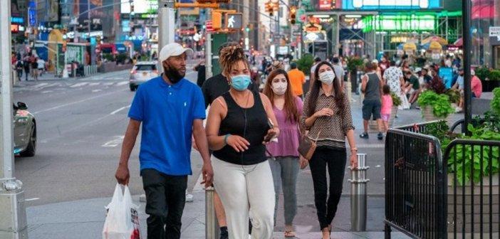 Νέο ΦΕΚ – Που είναι υποχρεωτική η χρήση μάσκας και που εξαιρείται