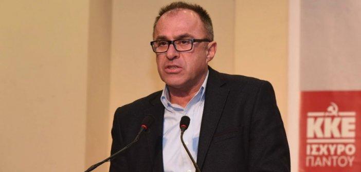 Ομιλία Παπαναστάση στον Αστακό