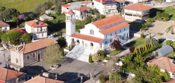 Τρίκορφο Ναυπακτίας: Ζωντανά ο Πανηγυρικός Εσπερινός από τον Ι.Ν. Αγίας Παρασκευής