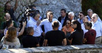 Μητσοτάκης από Ιωάννινα: Θαύμα πολιτιστικής κληρονομιάς το γεφύρι της Πλάκας (ΔΕΙΤΕ ΦΩΤΟ)