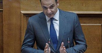 Μητσοτάκης: Νέα μέτρα στήριξης 3,5 δισ. – Για ποιους μηδενίζεται η προκαταβολή φόρου
