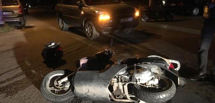 Θανατηφόρο τροχαίο στην Άρτα – Νεκρός μοτοσικλετιστής