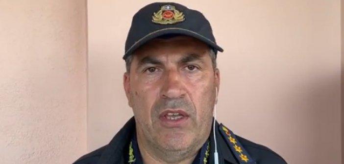 Ο Διοικητής της Π.Υ. Αιτωλοακαρνανίας Χ. Μπόκας για το ατύχημα στην Ηλεία – Από την Ναύπακτο Πυροσβέστες και το πυροσβεστικό όχημα (VIDEO)
