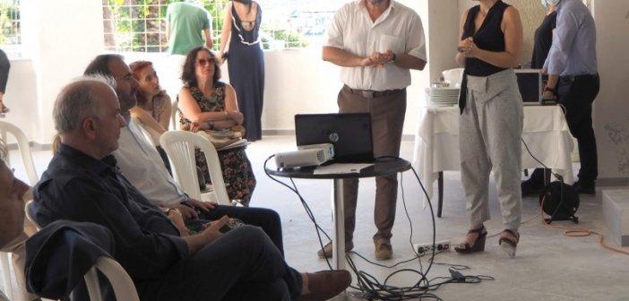 Δήμος Μεσολογγίου: Συναντήσεις με τοπικούς φορείς στο Αιτωλικό στα πλαίσια της δημιουργίας του Οικομουσείου (ΦΩΤΟ)