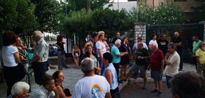 Ναύπακτος: Ψήφισμα κατοίκων της Παλαιοπαναγιάς