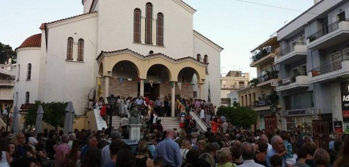 Χωρίς λιτανεία ο φετινός εορτασμός της Αγίας Παρασκευής Ναυπάκτου