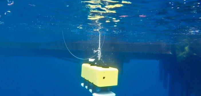 Energean: Για πρώτη φορά σύστημα παρακολούθησης ωκεανογραφικών δεδομένων σε εξέδρα παραγωγής υδρογονανθράκων (ΒΙΝΤΕΟ + ΦΩΤΟ)