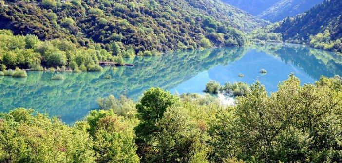 Εικόνες από την ορεινή Ναυπακτία