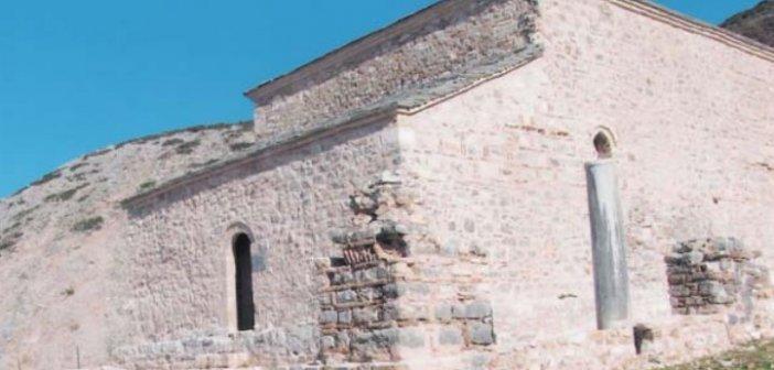 Μοναστηράκι Βόνιτσας: Κινητοποίηση για το μνημείο του Παντοκράτορα