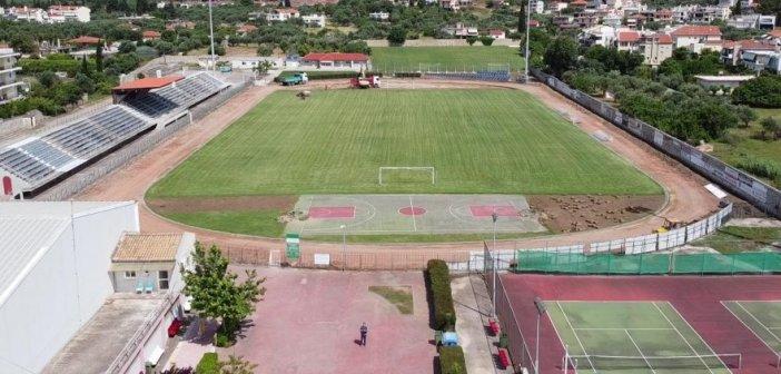 Ναύπακτος: Υποβολή πρότασης για την ενεργειακή αναβάθμιση του Παπαχαραλαμπείου Σταδίου
