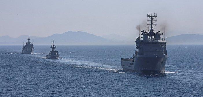Κρίση στο Αιγαίο: Πού βρίσκεται ο τουρκικός στόλος
