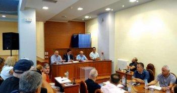 Συνεδριάζει κεκλεισμένων των θυρών την Παρασκευή το Δημοτικό Συμβούλιο Ξηρομέρου