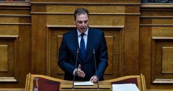 Ο Σπήλιος Λιβανός για την ένσταση αντισυνταγματικότητας στο νομοσχέδιο για τις διαδηλώσεις