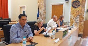 Σύσκεψη της Δ/νσης Τοπικής Οικονομικής Ανάπτυξης του Δήμου Αγρινίου (ΦΩΤΟ)
