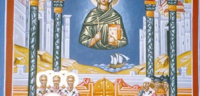 H Ανάμνηση του Θαύματος της Αγίας Ευφημίας σήμερα