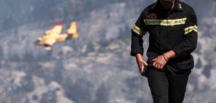 Αιτωλοακαρνανία: Απαγορεύσεις κυκλοφορίας οχημάτων και παραμονής εκδρομέων λόγω πολύ υψηλού κινδύνου πυρκαγιάς