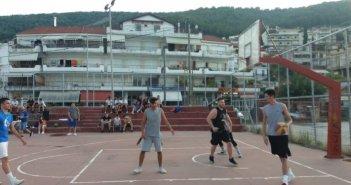 Αμφιλοχία: Τουρνουά μπάσκετ 3×3 από την ΚΝΕ (ΦΩΤΟ)