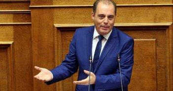 Ερώτηση Βελόπουλου στη Βουλή για το τμήμα στέγης του 2ου Δημοτικού Σχολείου Αγρινίου που υποχώρησε
