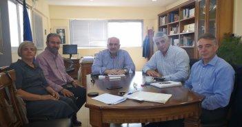 Καλύτερες προοπτικές για την διεκδίκηση έργων αναζητεί ο Δήμος Ι.Π. Μεσολογγίου