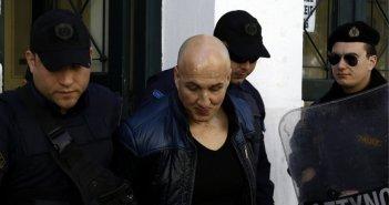 Κάθειρξη 20 ετών στον βαρυποινίτη Βλαστό για το κύκλωμα των φυλακών
