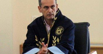 Ο Αιτωλικιώτης Ν. Ζαχαριάς κοσμήτορας της Σχολής Ανθρωπιστικών Επιστημών Καλαμάτας