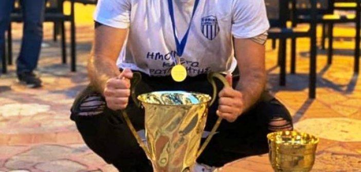 Ακόμη ένας σκόρερ στην ομάδα του Ναυπακτιακού Αστέρα – Έκλεισε Χατζηστεφάνου