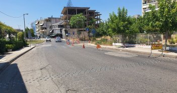 Αγρίνιο: Καθίζηση στη συμβολή των οδών Φιλελλήνων και Κατράκη – Ανάρτηση της ΔΕΥΑΑ στο Facebook (ΔΕΙΤΕ ΦΩΤΟ)