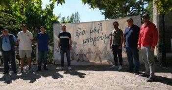Τα χωριά Καλλονή, Λεύκα, Γραμμένη Οξυά, Μανδρινή και Κυδωνιά επισκέφτηκε ο Δήμαρχος Ναυπακτίας