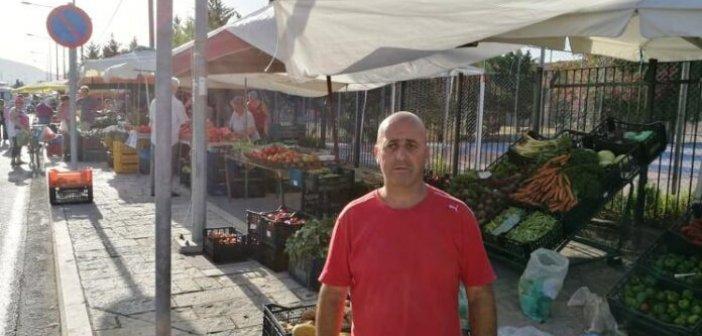Θανάσης Παλούκης: Ο Δρυμιώτης αγρότης – παραγωγός από τους πάγκους της λαϊκής στο πανεπιστήμιο…