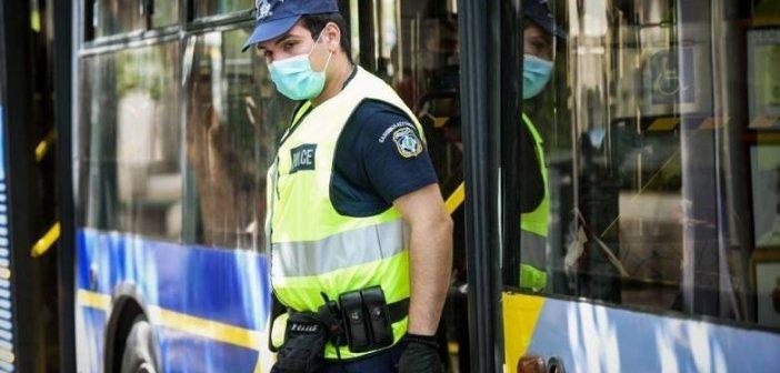 Δυτική Ελλάδα: Δύο τα πρόστιμα για μη τήρηση μέτρων που αφορούν τον κορωνοϊό
