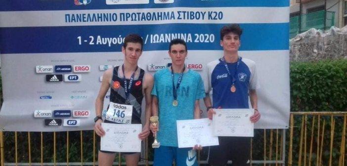 Η Γυμναστική Εταιρεία Αγρινίου συγχαίρει τους αθλητές για τις επιτυχίες τους