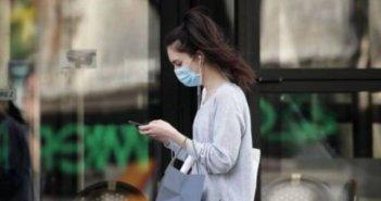 35 πρόστιμα χθες για μη χρήση μάσκας στη Δυτική Ελλάδα