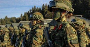 Ελληνικός Στρατός: Σημαντική αλλαγή μετά από έναν αιώνα