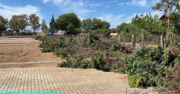 Ναύπακτος: Συνεχίζονται οι εργασίες στο χώρο των νεροτσουληθρών