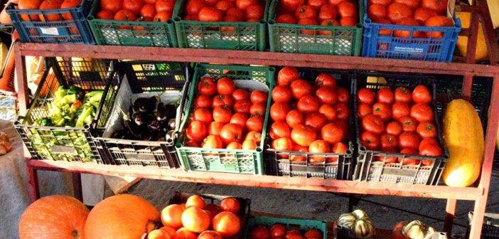 Αγροτικά προϊόντα της Αιτωλικής γης (ΔΕΙΤΕ ΦΩΤΟ)