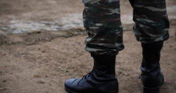 Θλίψη για τον χαμό του Μεσολογγίτη στρατιωτικού
