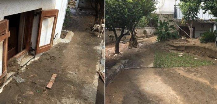 Φοβερό: Ο χείμαρρος «άρπαξε» μέσα από τα χέρια του πατέρα το βρέφος στην Εύβοια