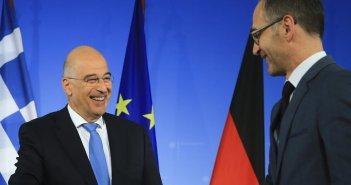 Ελληνοτουρκικά: Σε Ελλάδα και Τουρκία την Τρίτη ο Γερμανός υπ. Εξωτερικών