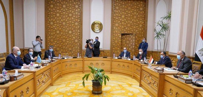 Συμφωνία με την Αίγυπτο για την ΑΟΖ – Στο Κάιρο ο Δένδιας