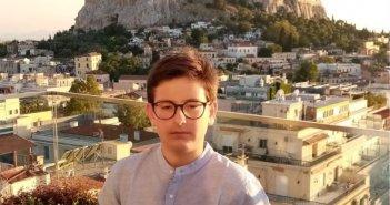Δημοσθένης Δεσποτίδης: Ο 13χρονος ποιητής που θα συναντηθεί με τον Κυριάκο Μητσοτάκη (VIDEO)
