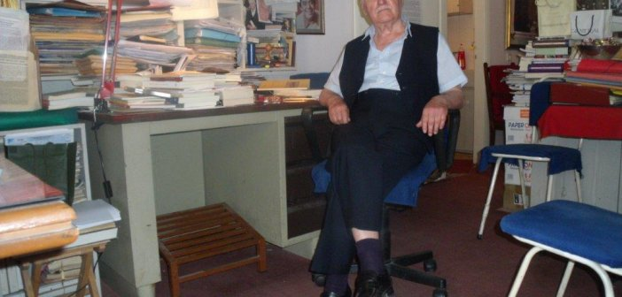 Η διήγηση του Θόδωρου Μ. Πολίτη για τις πρώτες μέρες του πολέμου του 1940 και τη νοσηλεία του Ελύτη στο Αγρίνιο (VIDEO)